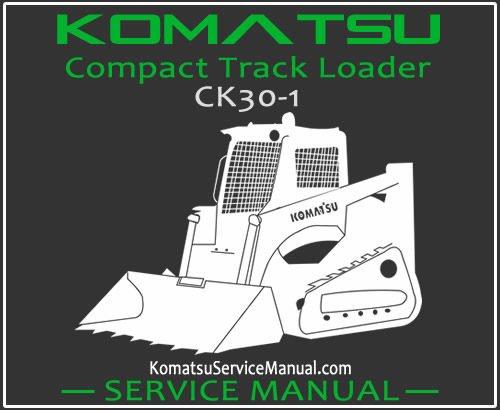 Download Komatsu CK30-1 Manual Archives - Komatsu Service ManualKomatsu Service Manual
